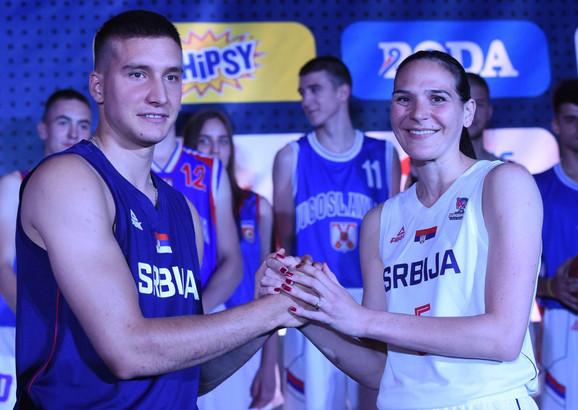 Najbolji u 2019. godini: Bogdan Bogdanović, Sonja Petrović