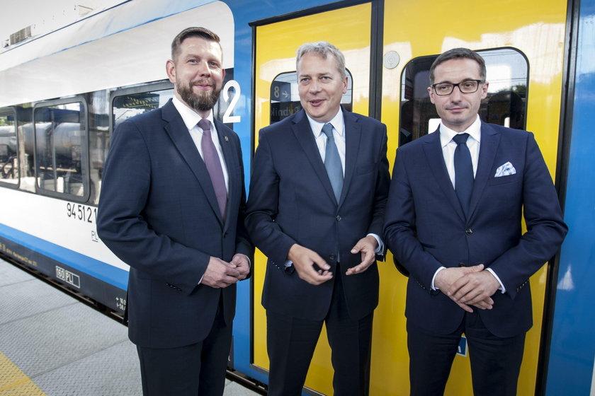 Rybnik i Wodzisław Śląski wycofują się z finansowania Szybkiej Kolei Miejskiej