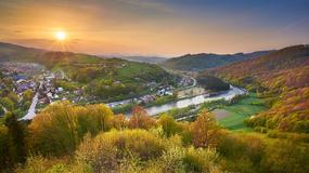W dolinie Popradu - nie tylko dla kajakarzy