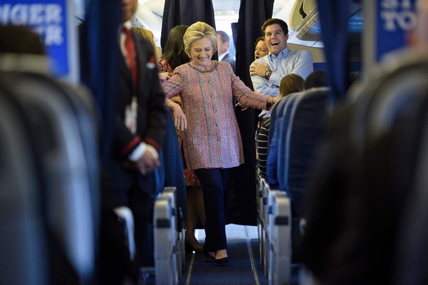 Hillary Clinton jest już zdrowa?