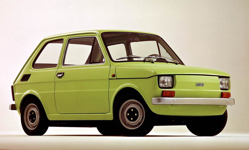 maluch Fiat 126