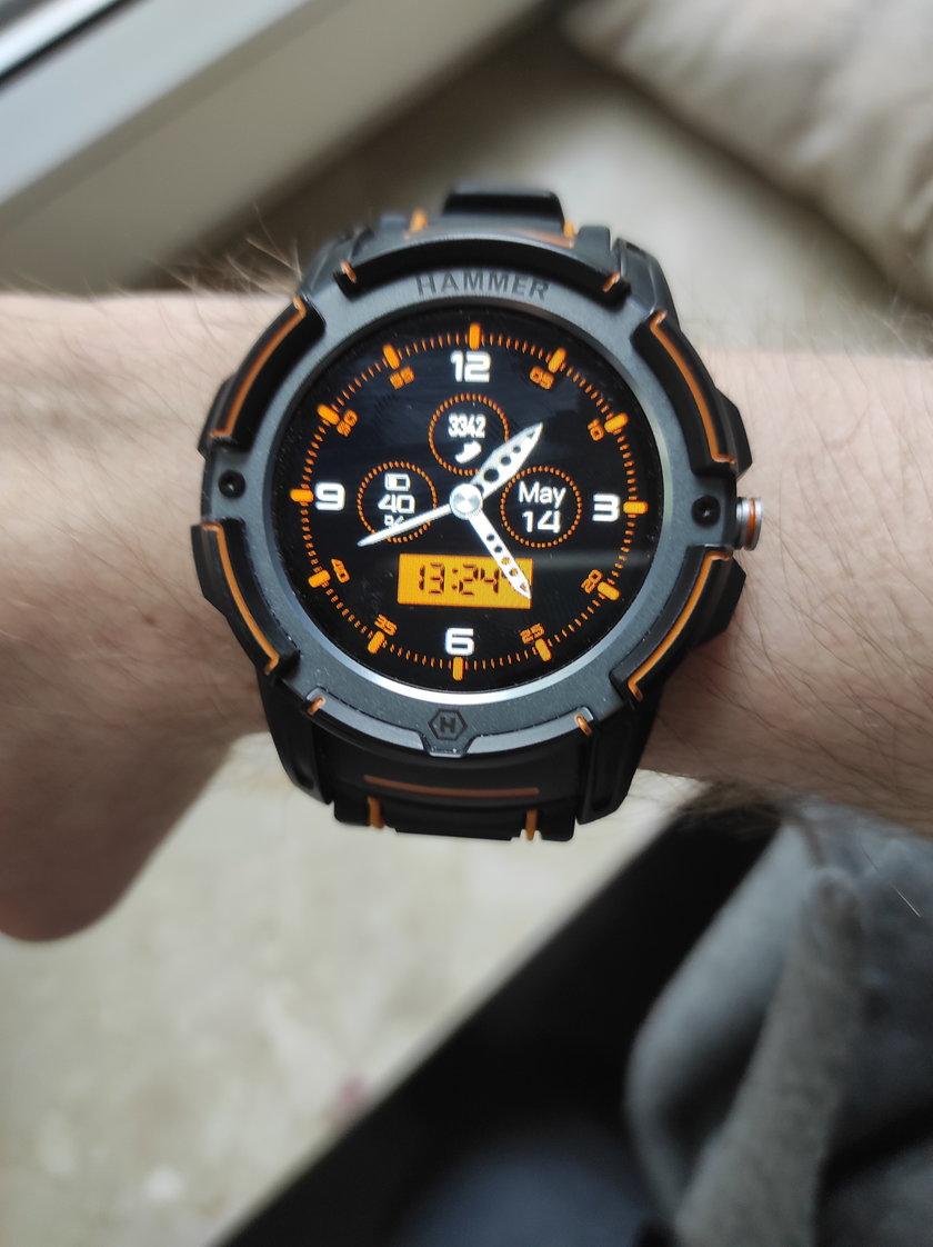 Smartwatch myPhone Hammer Watch