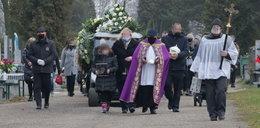 Wzruszające słowa na pogrzebie brutalnie zamordowanej Marty K. z Pabianic