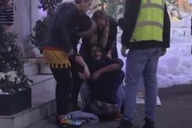 """SAMO SE SRUŠILA NASRED DVORIŠTA Zerina pala u nesvest, jezive scene u """"Zadruzi"""", ukućani preplašeni (VIDEO)"""