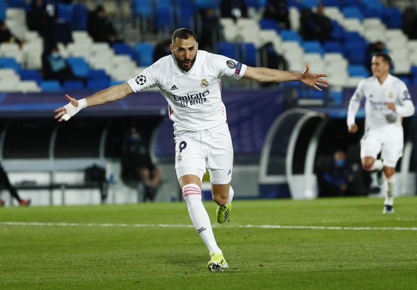 Karim Benzema (34 l.) ostatnio jest w świetnej formie – strzela gola za golem