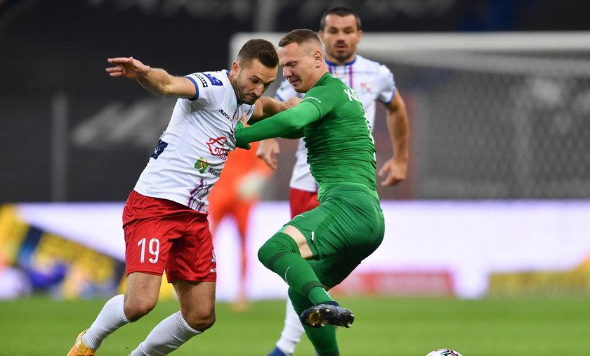 Warta Poznań pokonała Podbeskidzie 2:1