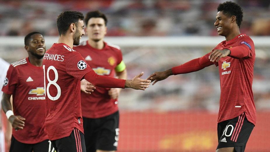 Manchester United - RB Lipsk