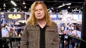 Lider Megadeth chciałby koncertów wielkiej czwórki thrash metalu w 2017 roku