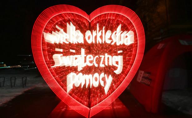 W ubiegłym roku Polacy wrzucili do puszek WOŚP lub wpłacili na konto orkiestry łącznie prawie 187 milionów zł.