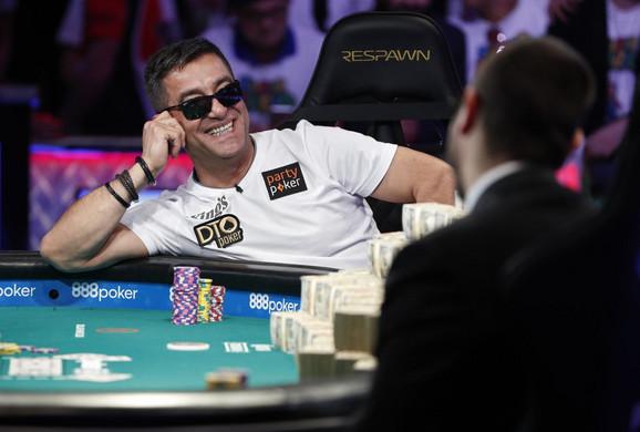 Poker, Main event, WSOP