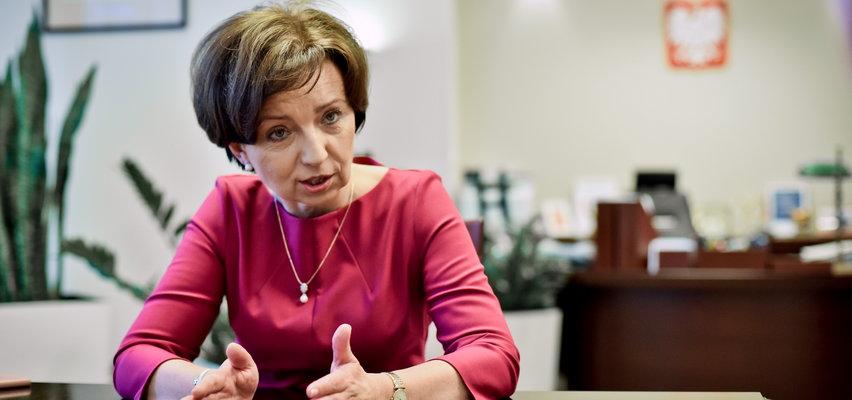 Minister Maląg: Same pieniądze nie wystarczą, żeby rodzinom żyło się dobrze