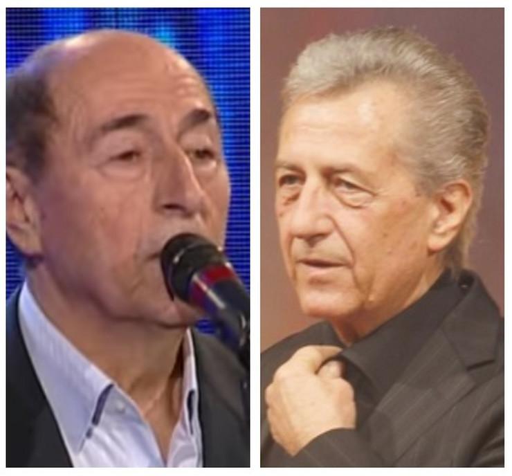 Miroslav Ilić i Dobrivoje Topalović