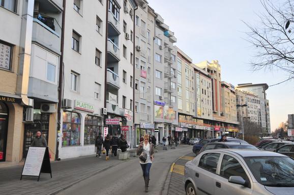 Najskuplji stanovi u Novom Sadu: Ugao Bulevara oslobođenja i Ćirpanove