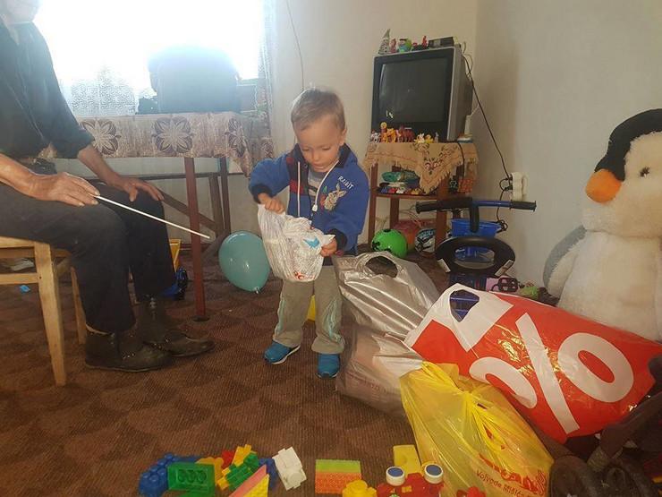 Gola Glava Sarici pokloni igracke za Srecka