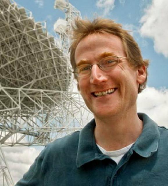 Čovek koji je prvi otkrio misteriozni signal: Dankan Lorimer