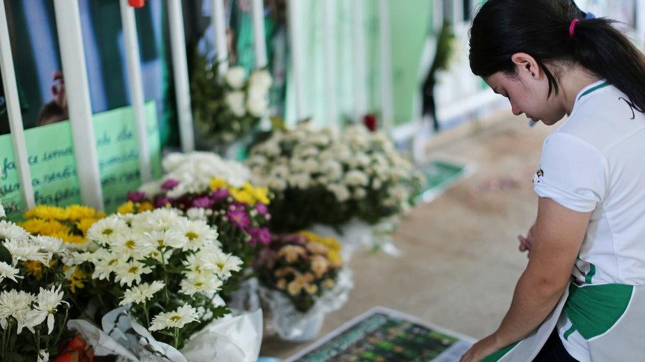 W katastrofie lotu z piłkarzami Chapecoense zginęło 71 osób