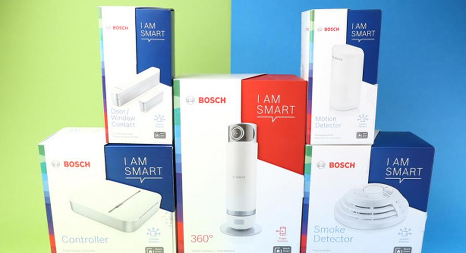 Bosch Smart Home Alarmanlage im Test: vorbildlich ohne Cloud