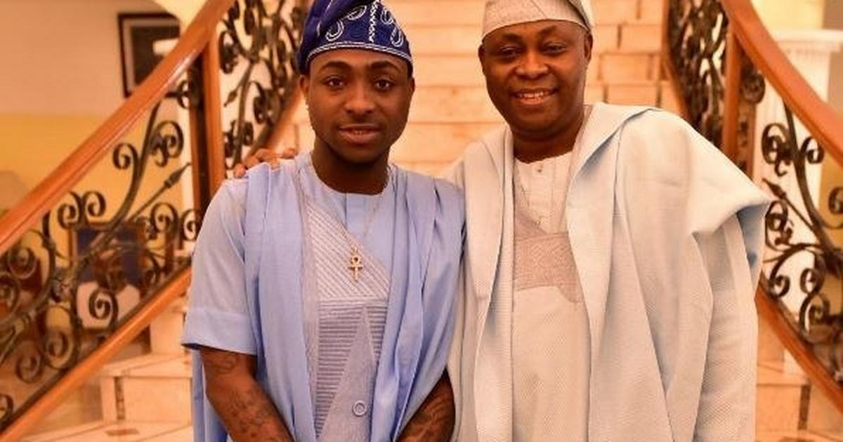 Davido congratulates dad as he acquires another private jet worth ...
