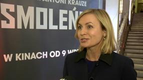 """""""Smoleńsk"""": recenzja Katarzyny Janowskiej po premierze filmu"""