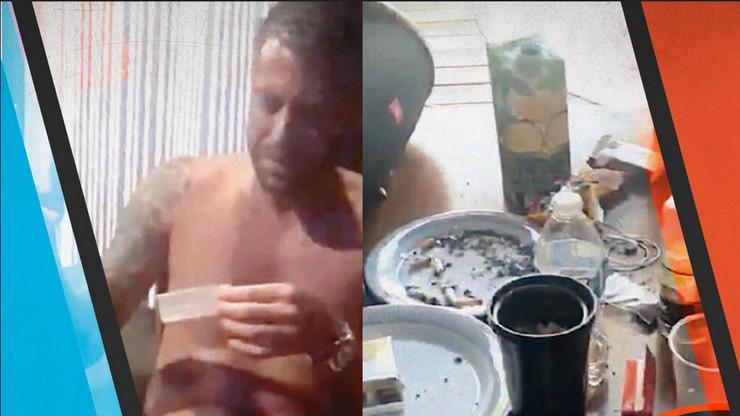 Žeremi Menez, droga, prostitutke