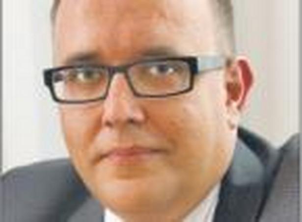 Rafał Wiewiórowski, generalny inspektor ochrony danych osobowych Fot. Wojciech Górski