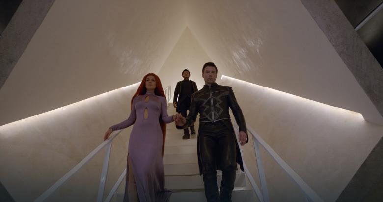 """Marvel's Inhumans"": kadr z serialu"