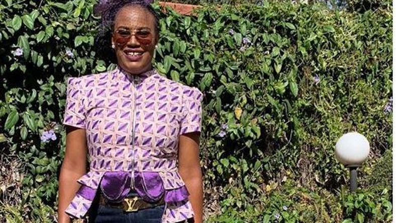"""Uhuru's niece Nana Gecaga angers MPs for wearing """"jeans, t-shirts"""" at a serious meeting"""