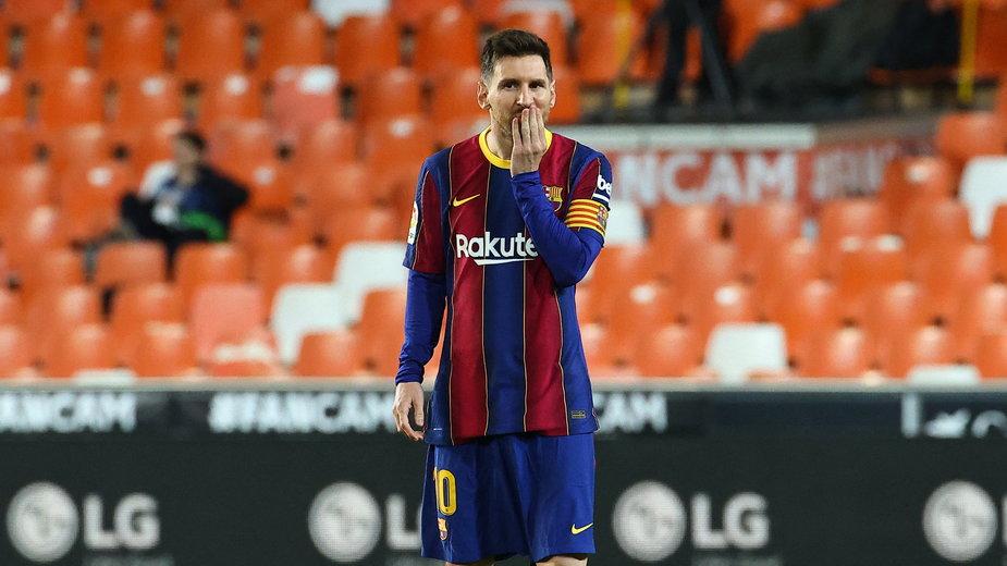 Piękna przygoda Lionela Messiego z Barceloną dobiega końca