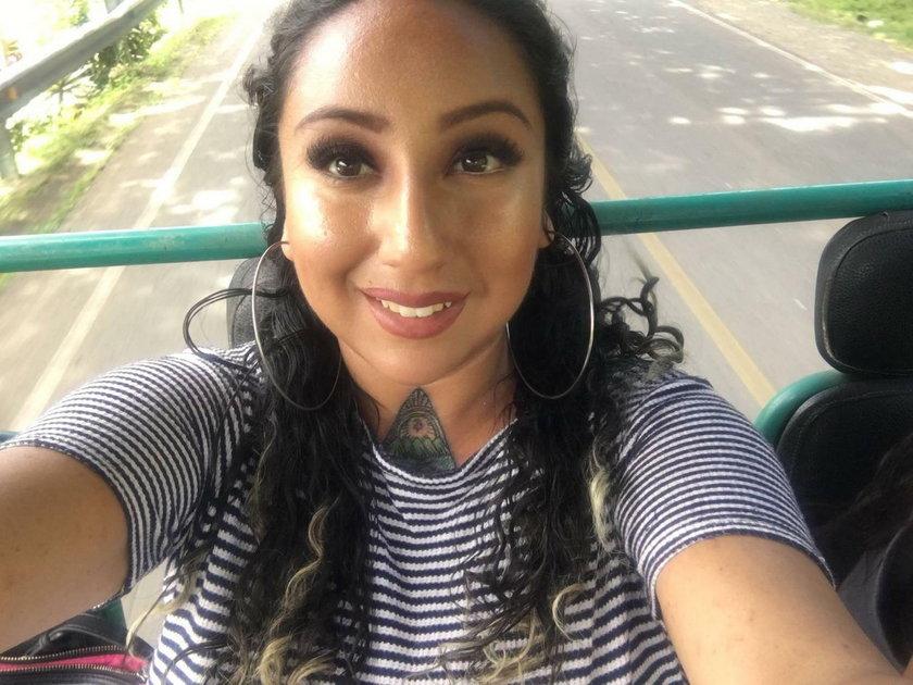 Jasmine Abuslin oskarża policjantów o wykorzystywanie seksualne