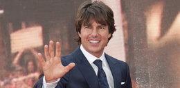 Tom Cruise chce, by jego sekta przyćmiła królową