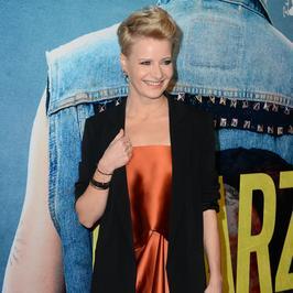 Zgrabna Małgorzata Kożuchowska pokazała nogi na premierze filmu