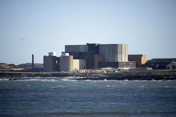 Elektrownia jądrowa Wylfa in Bangor w Walii.
