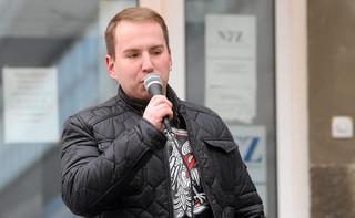 Andruszkiewicz zdecydował o odejściu z klubu Kukiz '15