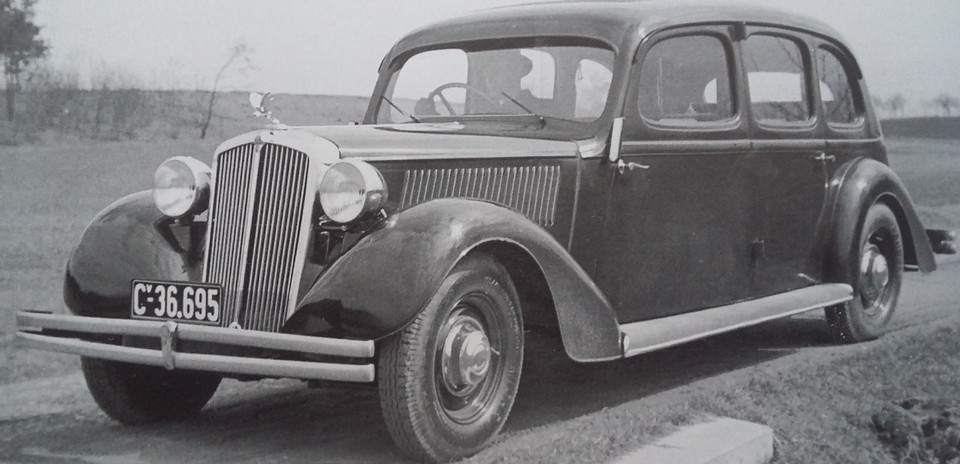 Škoda 640 Superb (1934-1936)