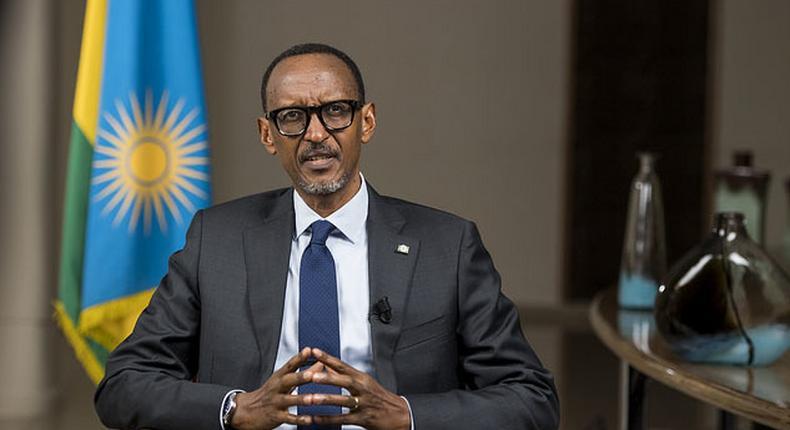 Rwanda's President Paul Kagame. (Rwanda inspirer)