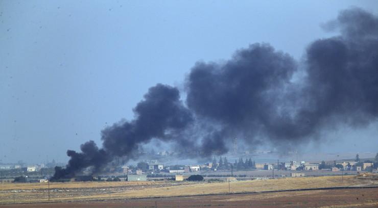 Sirija, napad Turske