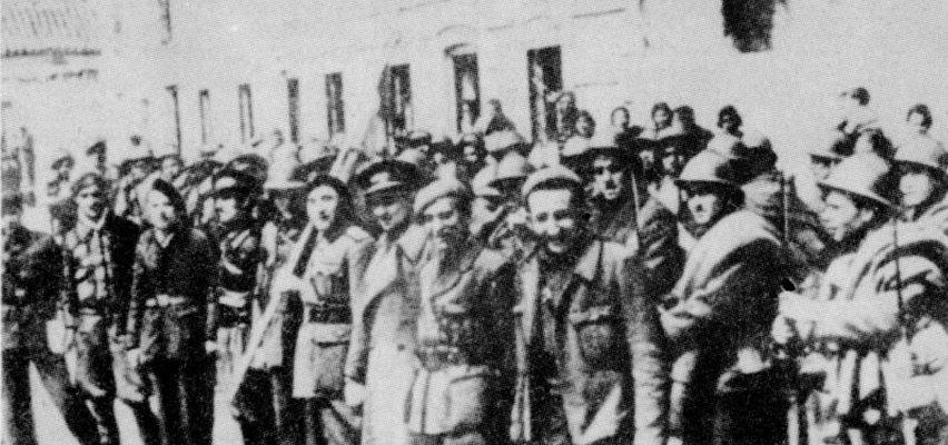 """""""Jeźdźcy komunistycznej Apokalipsy"""" stanęli do walki z hiszpańskimi faszystami. Kim byli dąbrowszczacy?"""