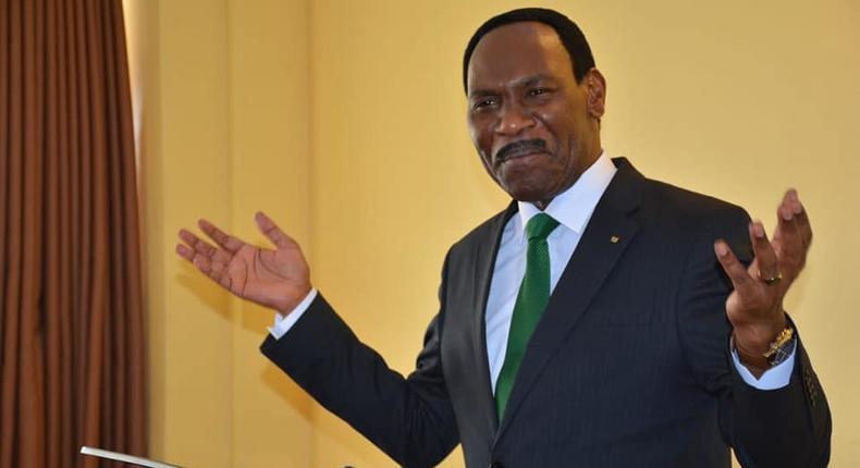 Ezekiel Mutua