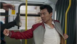 Simu Liu stars as Shang-Chi.