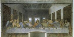 """W Belgii odnaleziono replikę """"Ostatniej wieczerzy"""" Leonarda da Vinci"""