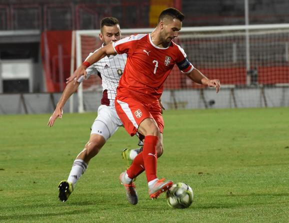 Mlada reprezentacija Srbije