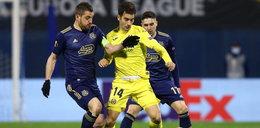 Liga Europy: Manchester United, AS Roma oraz Villarreal zwycięskie w pierwszych meczach 1/4 finału