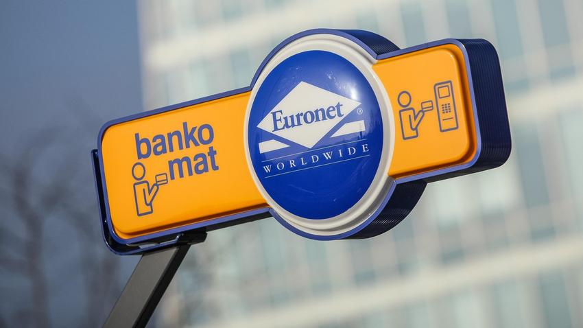 Euronet launches new proximity technology in their ATMs, Gdynia