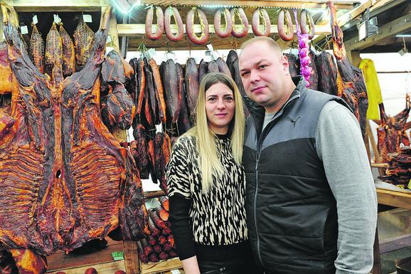Jelena je iz Srema, ali se kada se udala za Dušana potpuno prilagodila životu podno Zlatibora