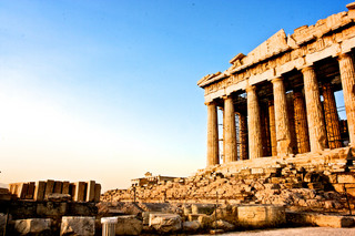 Fala upałów zalewa Grecję. Dostęp do zabytków Akropolu został ograniczony dla turystów