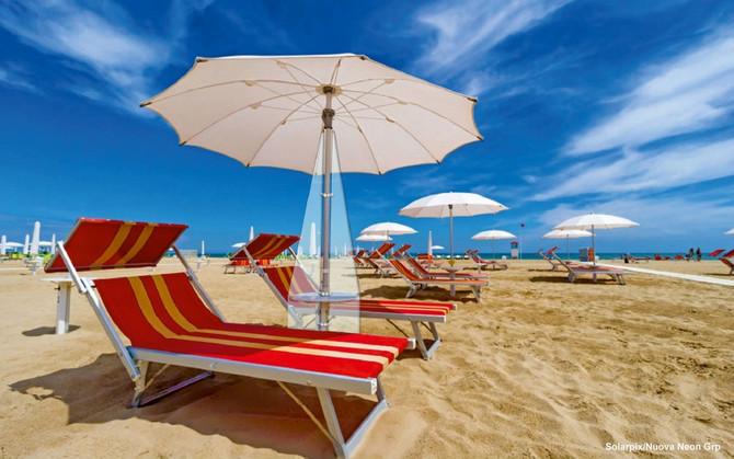 Plaža Italija