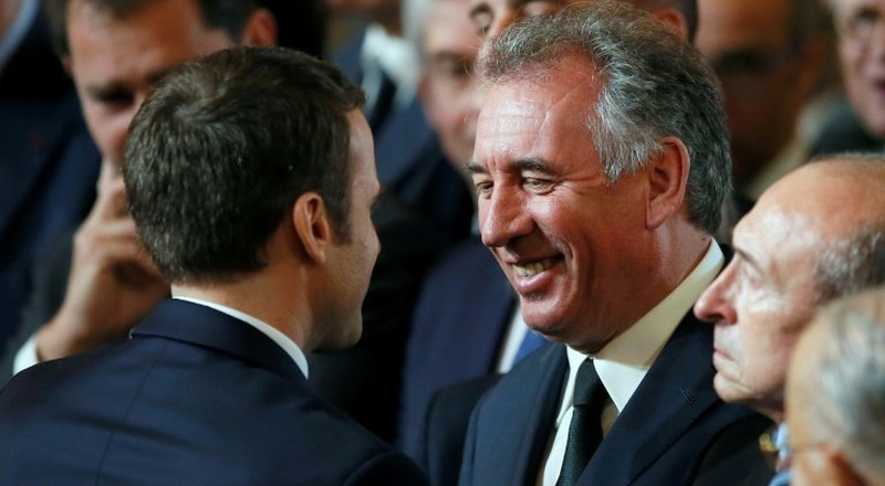 Key President's ally says he is quitting French government