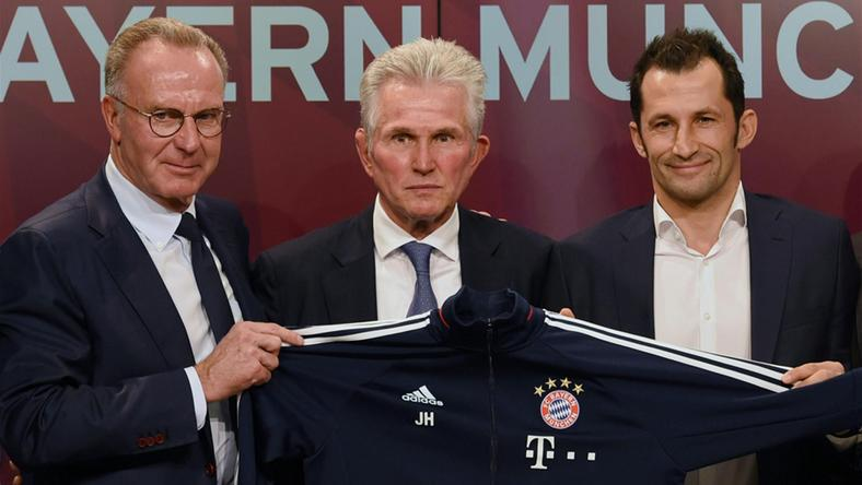 Heynckes wie, jak odbudować Bayern. Piłkarze już go słuchają