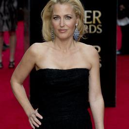 Gillian Anderson błyszczała na gali Olivier Awards