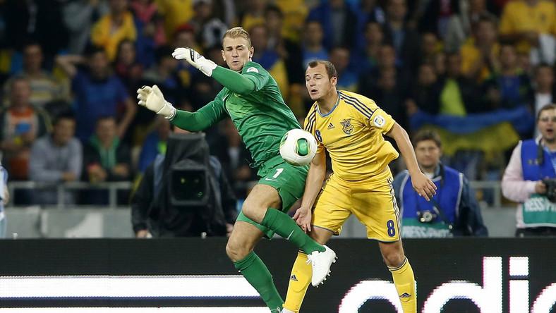 Ukraina - Anglia 0:0